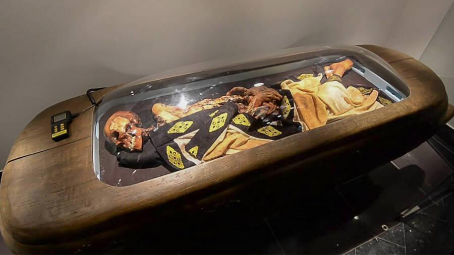 """Giải mã bí ẩn nghìn năm của xác ướp """"Tiên nữ băng"""" - Ảnh 1."""
