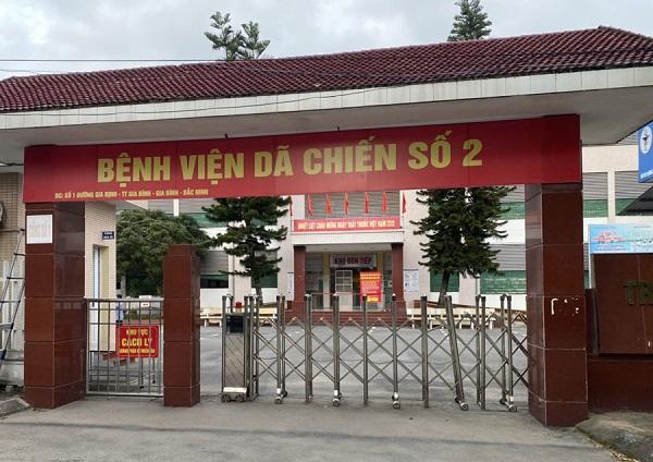 Bắc Ninh: Chấm dứt hoạt động Bệnh viện Dã chiến số 2 điều trị bệnh nhân Covid-19 tại huyện Gia Bình  - Ảnh 1.