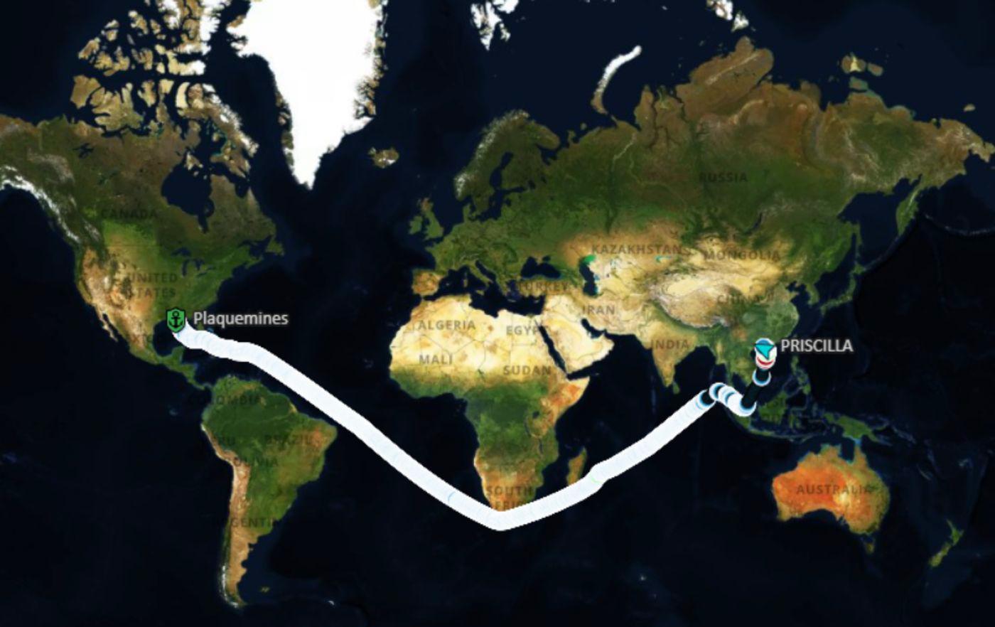 Trung Quốc ồ ạt nhập khẩu ngô khiến cảng biển tắc cứng - Ảnh 1.