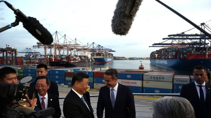 """Hy Lạp khẳng định không """"từ bỏ"""" Trung Quốc - Ảnh 1."""