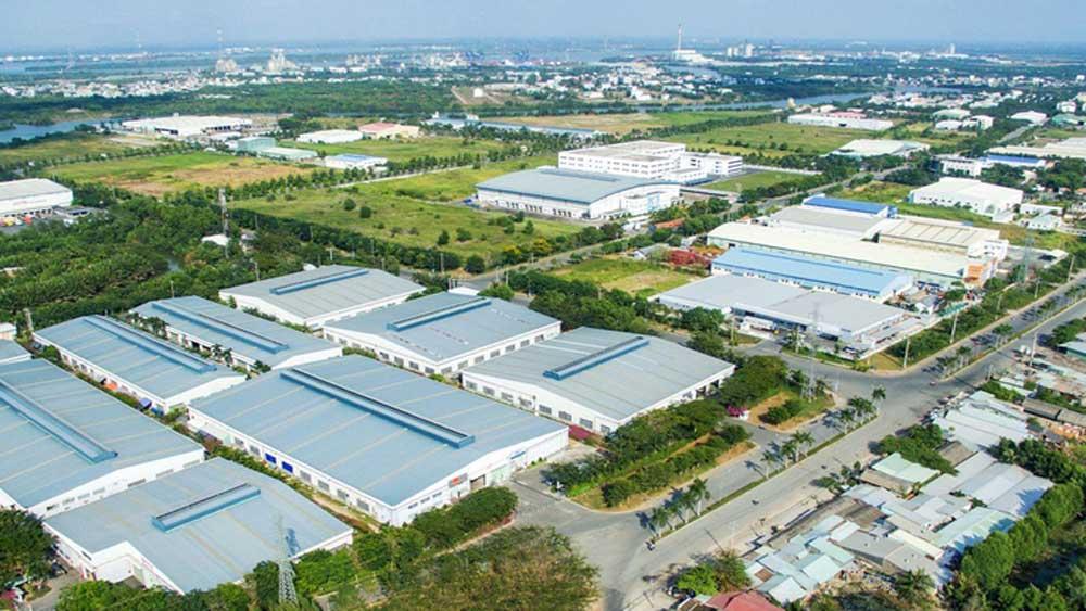 Dự thảo quy định xử lý nếu giá thuê đất công nghiệp tăng vượt khung - Ảnh 1.