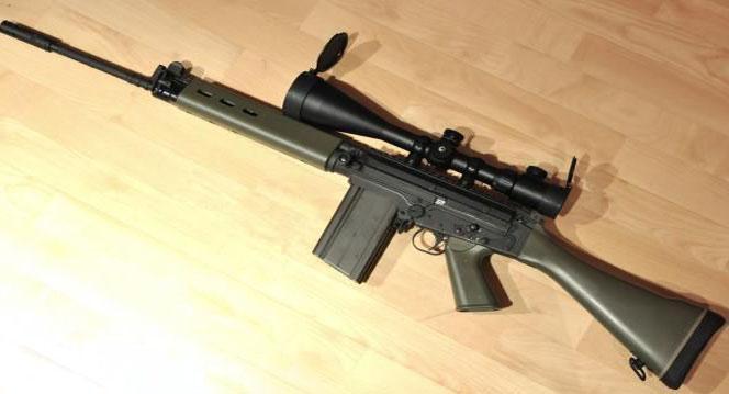 Đây là khẩu súng trường phương Tây là đối thủ của AK-47 trong chiến tranh Lạnh - Ảnh 3.