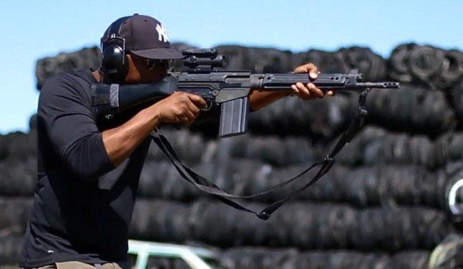 Đây là khẩu súng trường phương Tây là đối thủ của AK-47 trong chiến tranh Lạnh - Ảnh 4.