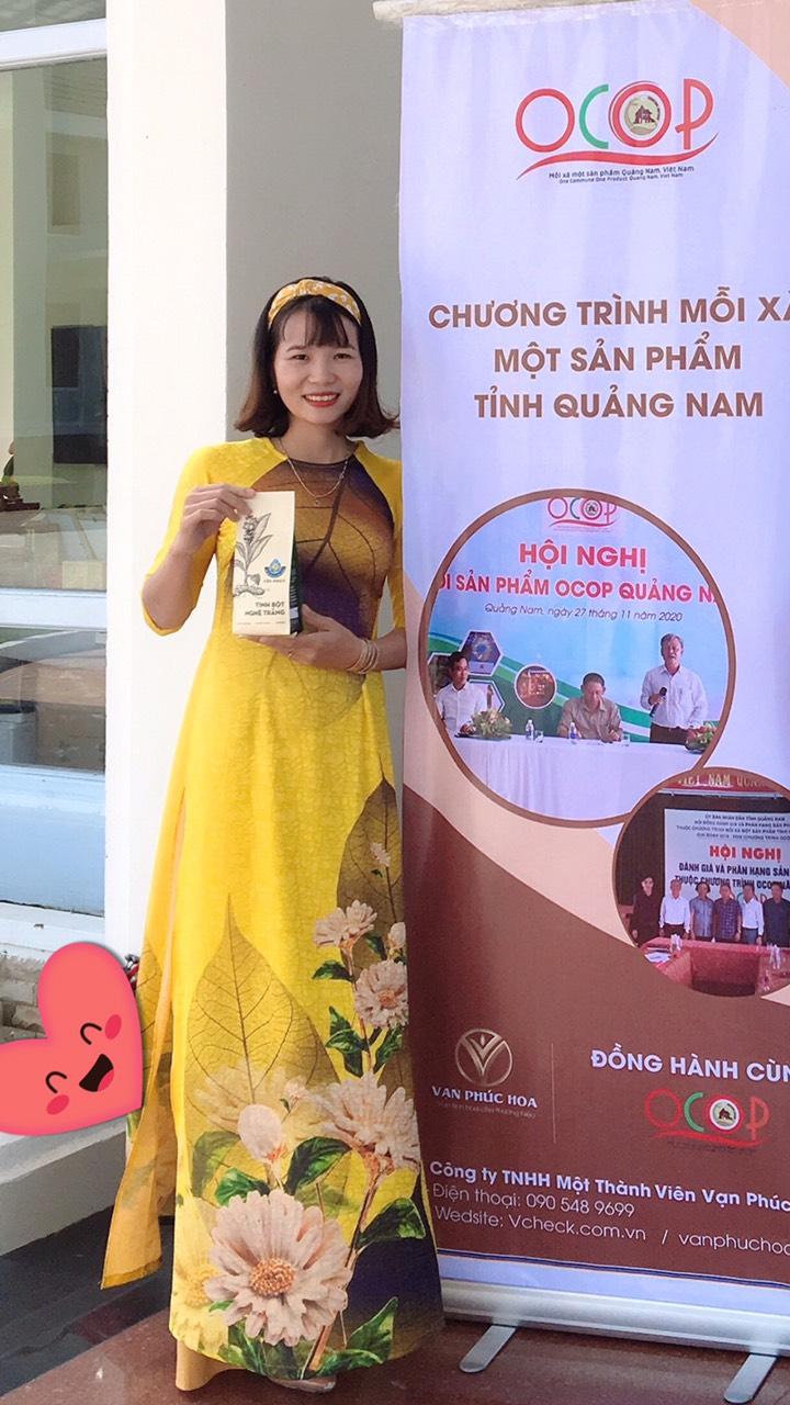 Quảng Nam: Sau khi sinh, cô gái xứ Tiên làm nên thương hiệu nghệ trắng nứt tiếng trên thị trường - Ảnh 8.