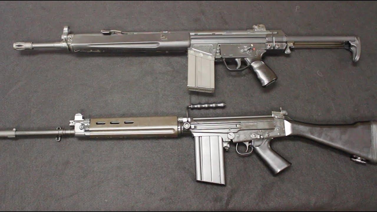 Đây là khẩu súng trường phương Tây là đối thủ của AK-47 trong chiến tranh Lạnh - Ảnh 7.