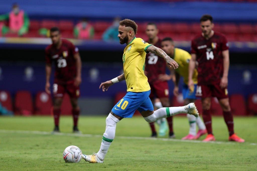Neymar tỏa sáng, Brazil khởi đầu suôn sẻ tại Copa America 2021 - Ảnh 2.