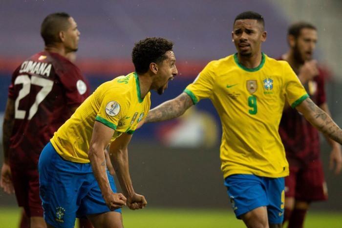 Neymar tỏa sáng, Brazil khởi đầu suôn sẻ tại Copa America 2021 - Ảnh 1.