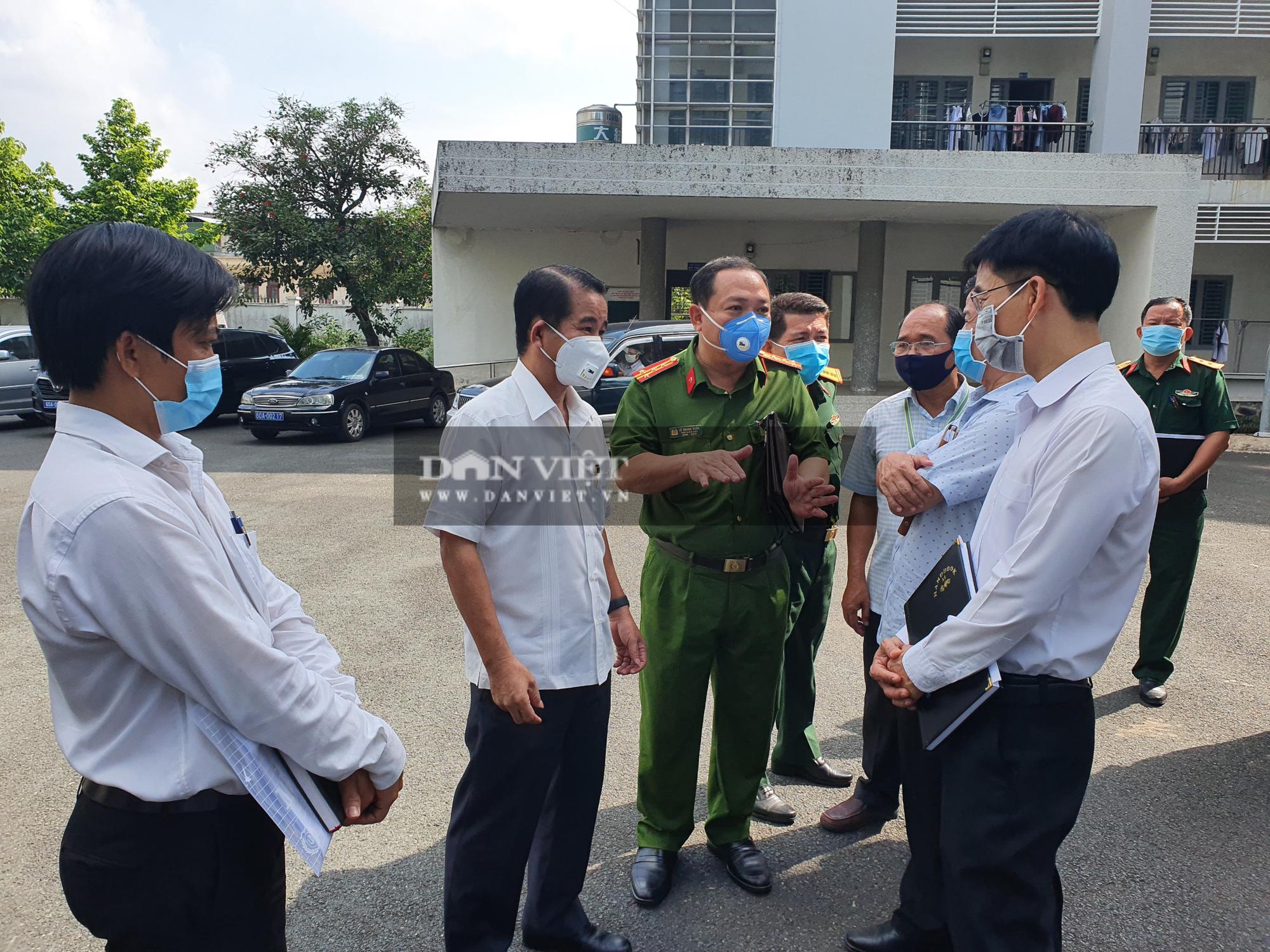 Đồng Nai: Tạm dừng hoạt động Công ty TNHH Map Pacific Singapore, cách ly 160 trường hợp tiếp xúc với F1 nguy cơ cao - Ảnh 1.