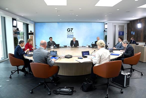 Kế hoạch của G7 chưa đủ sức áp đảo Sáng kiến Vành đai và Con đường của Trung Quốc? - Ảnh 1.