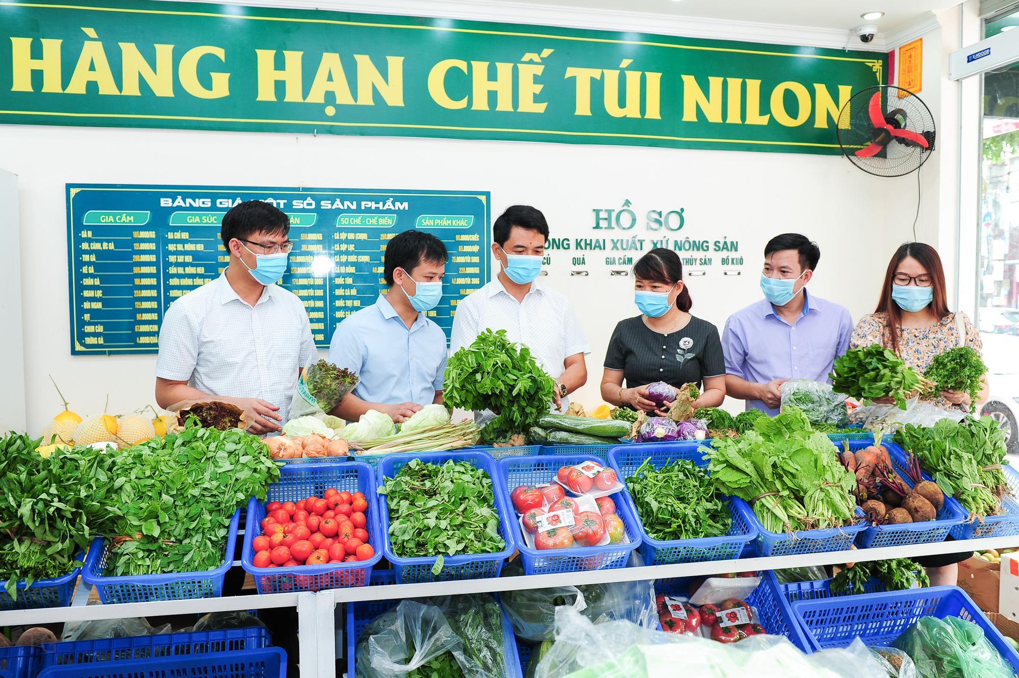 Ninh Bình: Hội Nông dân tỉnh kết nối tiêu thụ nông sản trong mùa dịch cho nông dân. - Ảnh 2.