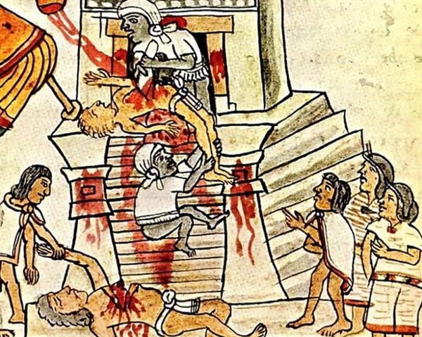 10 vũ khí và chiến thuật đáng sợ trong chiến tranh cổ đại - Ảnh 1.