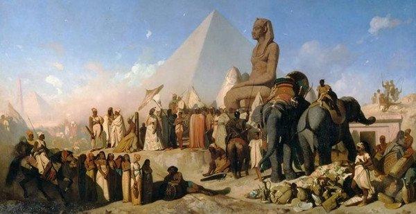10 vũ khí và chiến thuật đáng sợ trong chiến tranh cổ đại - Ảnh 9.