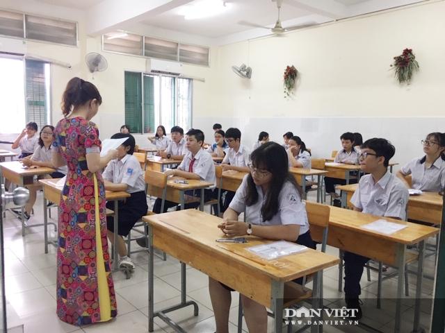 UBND TP.HCM chưa quyết thời gian tổ chức kỳ thi lớp 10 - Ảnh 1.