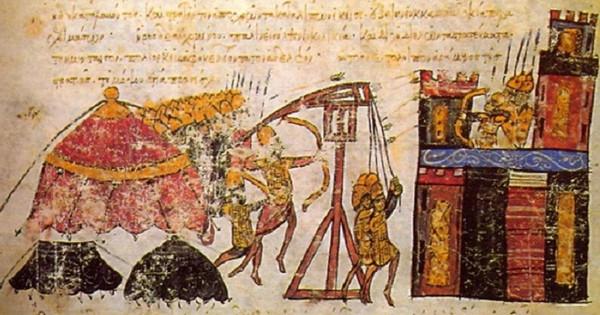 10 vũ khí và chiến thuật đáng sợ trong chiến tranh cổ đại - Ảnh 6.