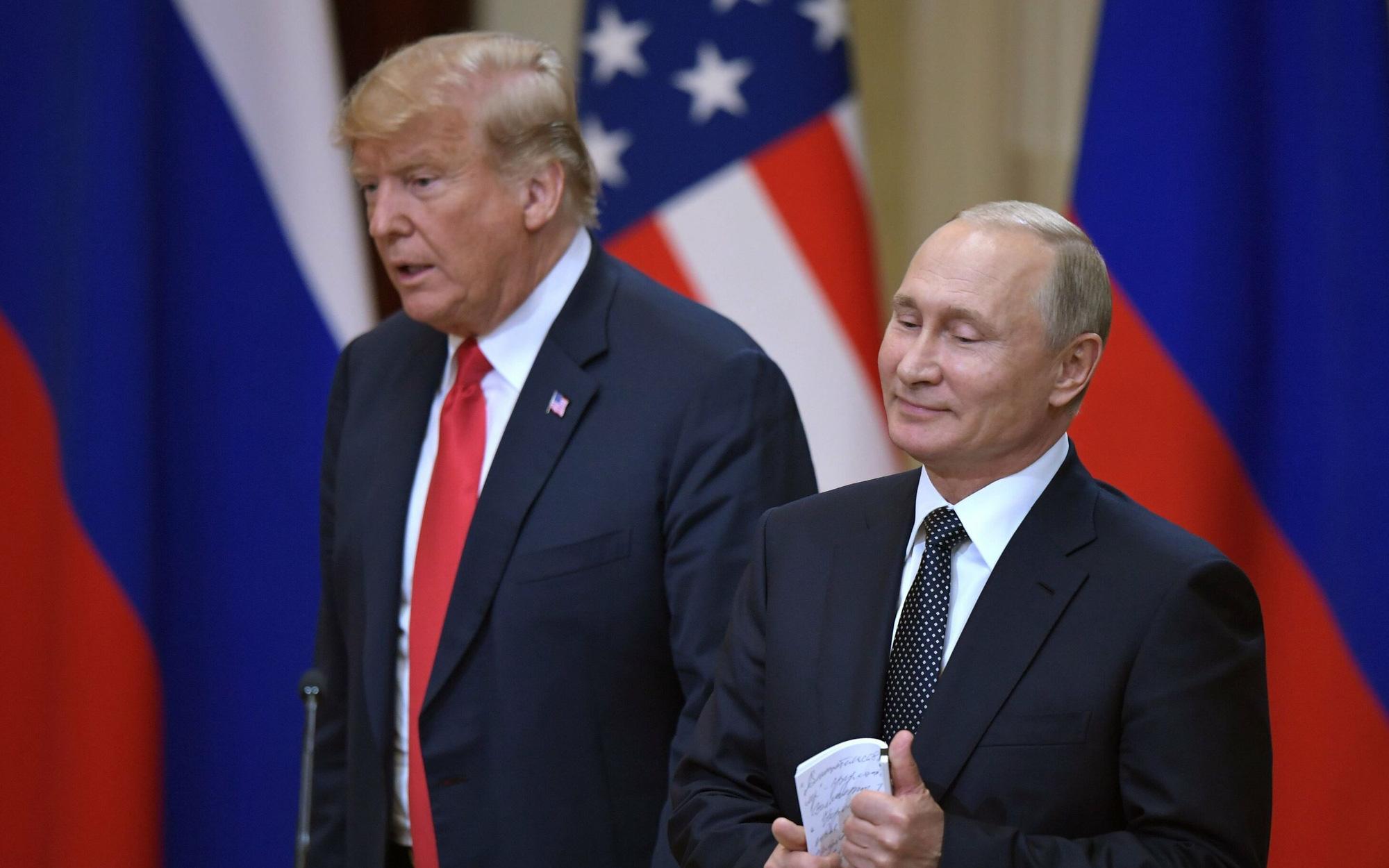 Các chuyên gia về Nga của Donald Trump giúp Biden chuẩn bị cho cuộc gặp với Putin