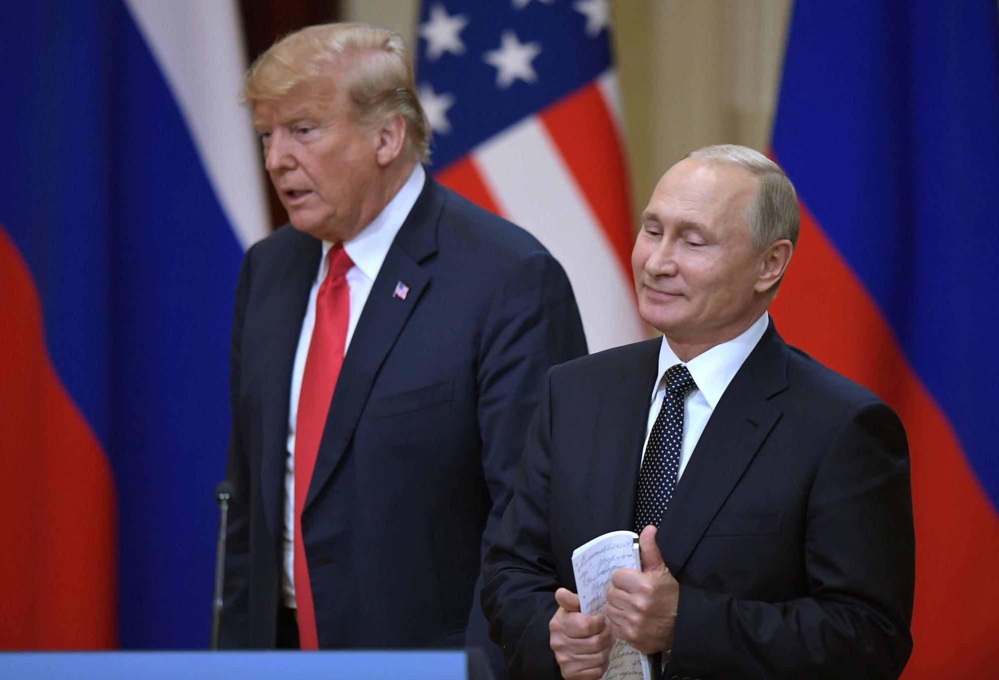 Các chuyên gia về Nga của Donald Trump giúp Biden chuẩn bị cho cuộc gặp với Putin  - Ảnh 1.