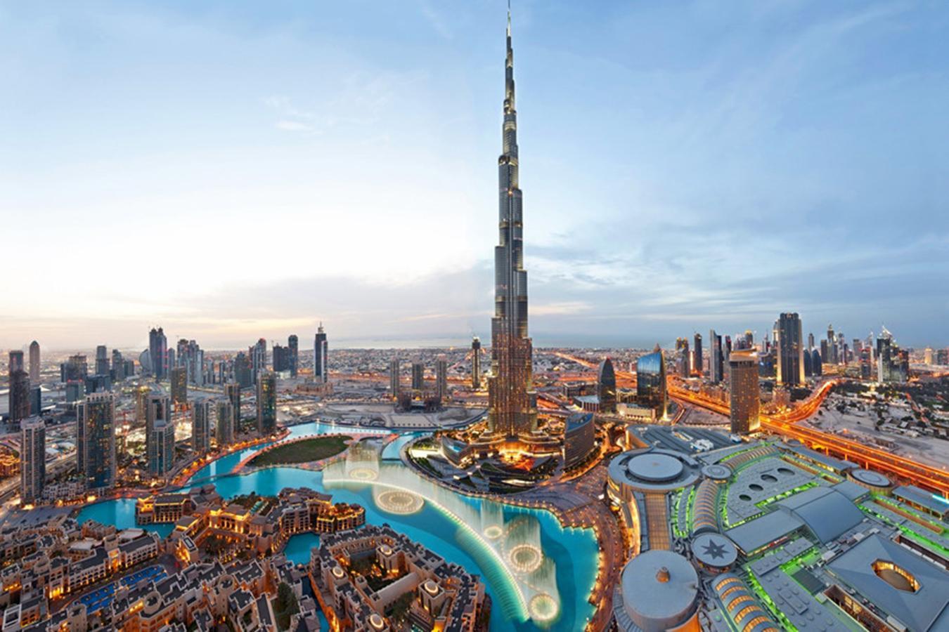 Lóa mắt trước khu chợ toàn bằng vàng ở UAE - Ảnh 12.