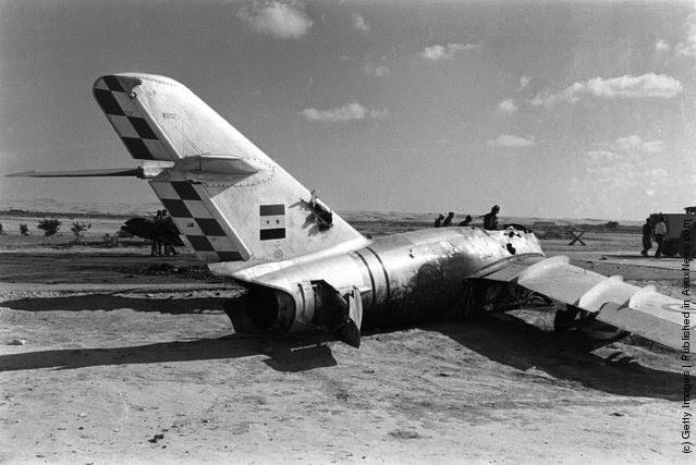"""Điều gì giúp Quân đội Israel thắng trận chóng vánh trong """"Chiến tranh 6 ngày""""? - Ảnh 5."""
