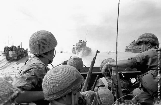 """Điều gì giúp Quân đội Israel thắng trận chóng vánh trong """"Chiến tranh 6 ngày""""? - Ảnh 8."""