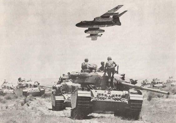 """Điều gì giúp Quân đội Israel thắng trận chóng vánh trong """"Chiến tranh 6 ngày""""? - Ảnh 9."""