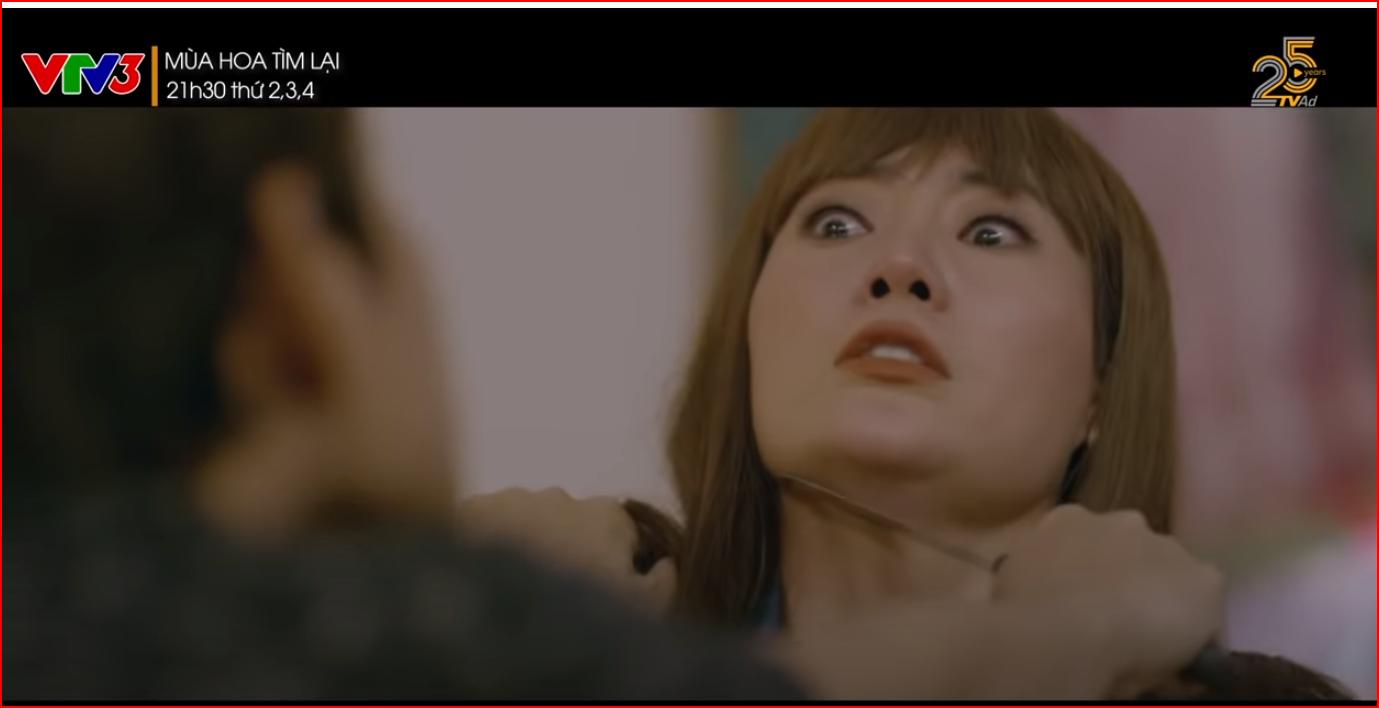 """Phim Mùa hoa tìm lại tập 10: Tuyết """"lật mặt"""" với Lệ? - Ảnh 3."""