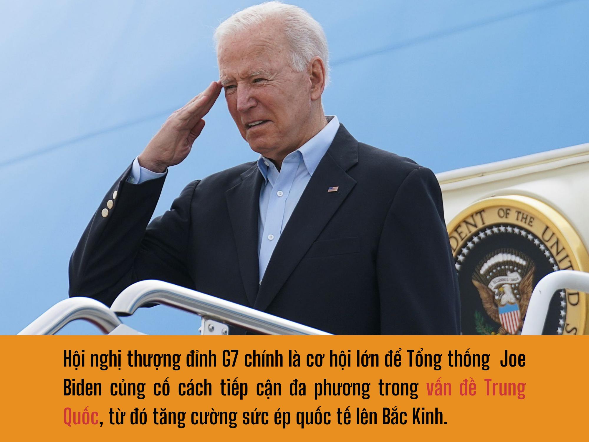2 thắng lợi bước ngoặt trên mặt trận kinh tế của ông Biden trong chuyến công du nước ngoài đầu tiên - Ảnh 4.