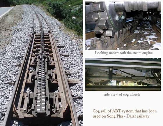 gop/Tìm lại cung đường sắt răng cưa huyền thoại  - Ảnh 1.