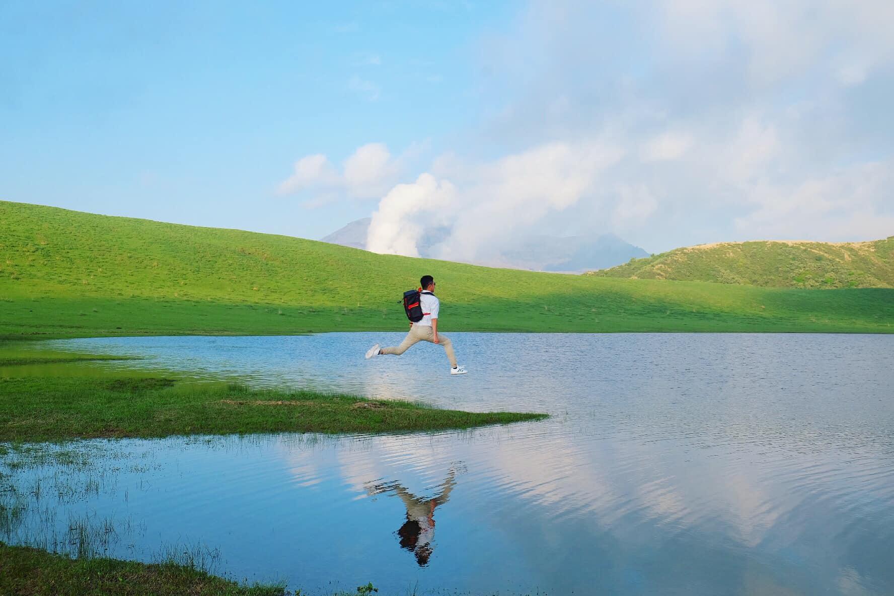 """Chàng trai Việt xin nghỉ việc, dành một tháng """"phượt"""" 10 tỉnh của Nhật Bản - Ảnh 6."""