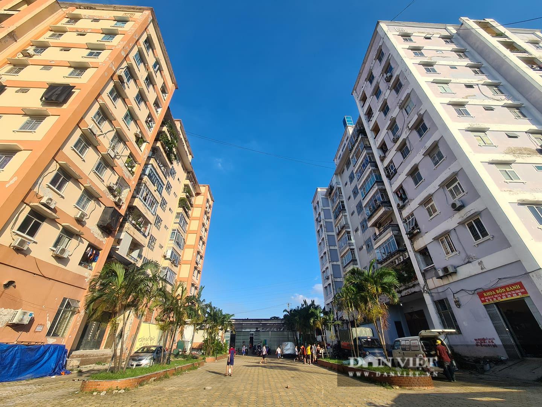 Xót xa cảnh nhà tái định cư ở Hà Nội xây xong rồi bỏ không - Ảnh 5.