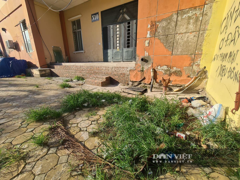 Xót xa cảnh nhà tái định cư ở Hà Nội xây xong rồi bỏ không - Ảnh 6.