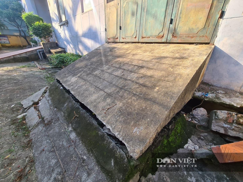 Xót xa cảnh nhà tái định cư ở Hà Nội xây xong rồi bỏ không - Ảnh 7.