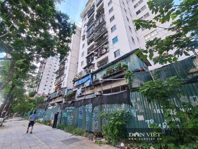 Xót xa cảnh nhà tái định cư ở Hà Nội xây xong rồi bỏ không - Ảnh 8.