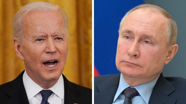 Biden tung cảnh báo rắn, dằn mặt Putin  - Ảnh 1.