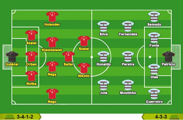 Xem trực tiếp Bồ Đào Nha vs Hungary trên VTV3 - Ảnh 2.