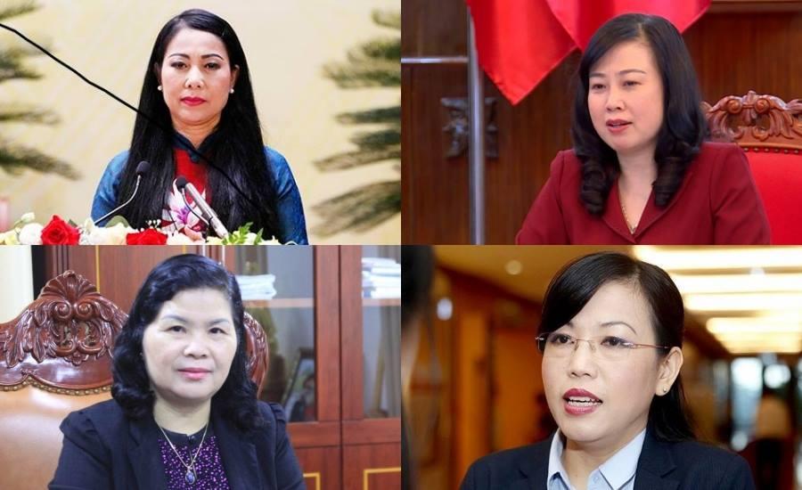 Danh sách những Ủy viên Trung ương Đảng trúng cử cả Đại biểu Quốc hội và Đại biểu HĐND tỉnh - Ảnh 1.