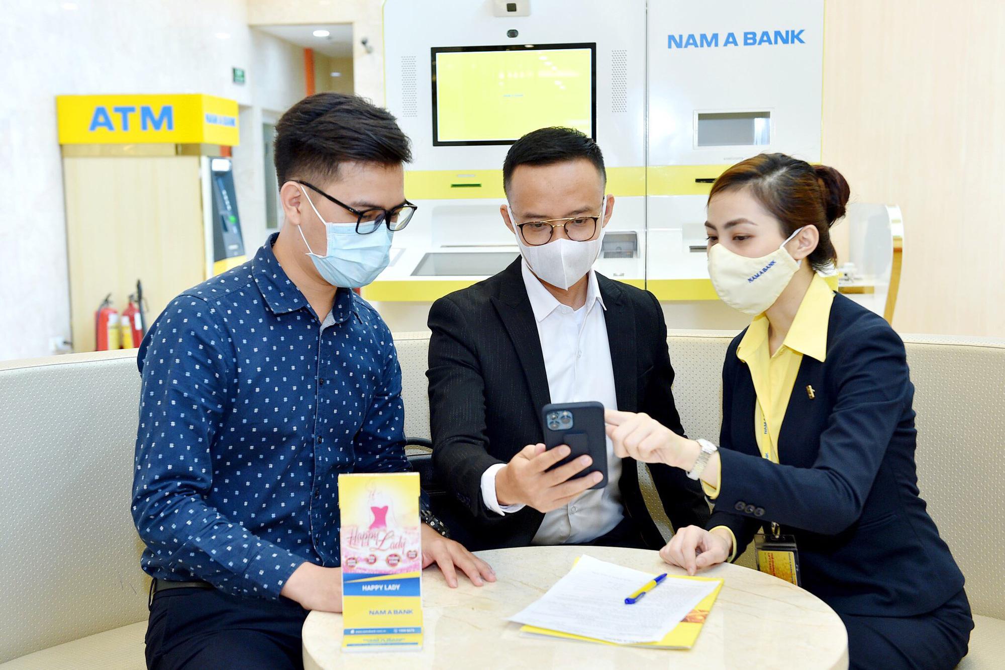 Nam A Bank - top ngân hàng Việt đầu tiên chuyển khoản nhanh NAPAS 247 bằng mã QR - Ảnh 1.