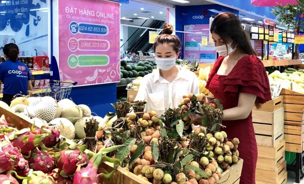 TP Hồ Chí Minhvừa nỗ lực chống dịch vừa hỗ trợ tiêu thụ nông sản cho các tỉnh - Ảnh 2.