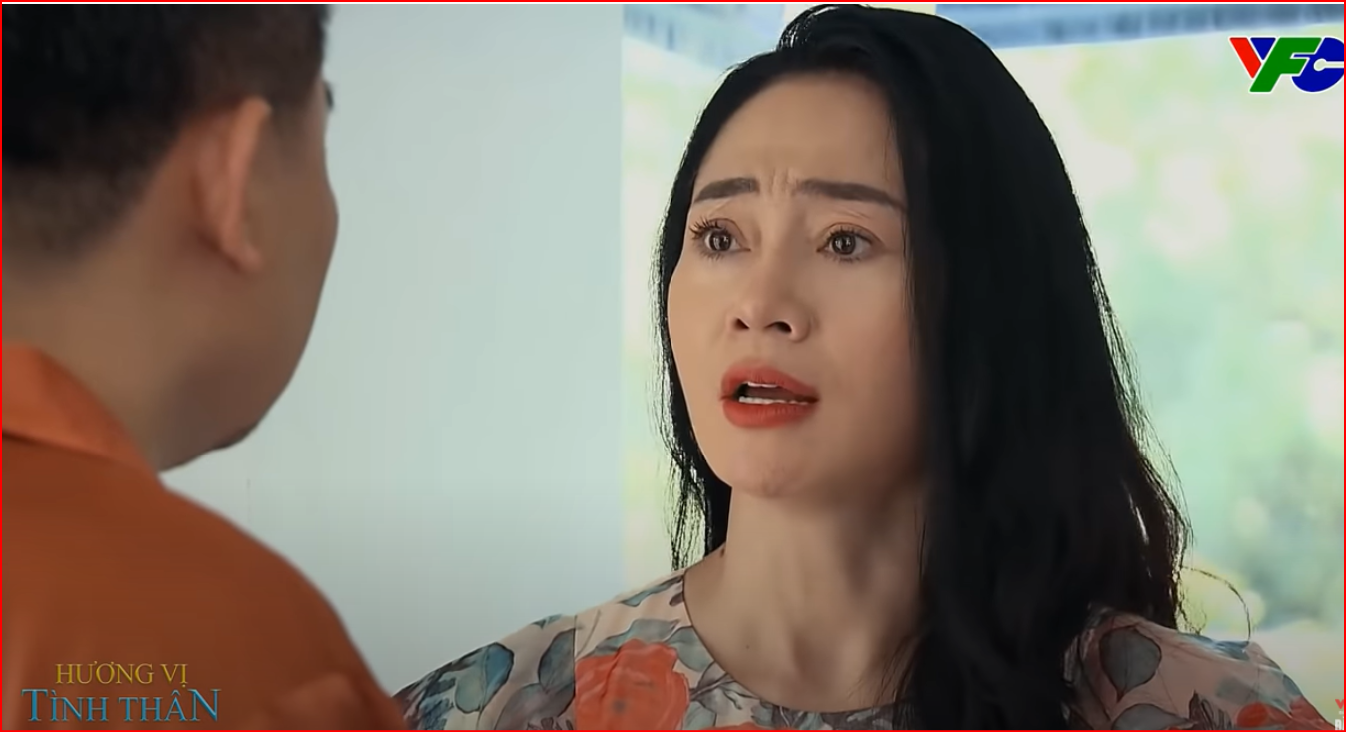 Phim Hương vị tình thân tập 42: Khánh Thy muốn 'đạp đổ' kế hoạch của mẹ? - Ảnh 1.
