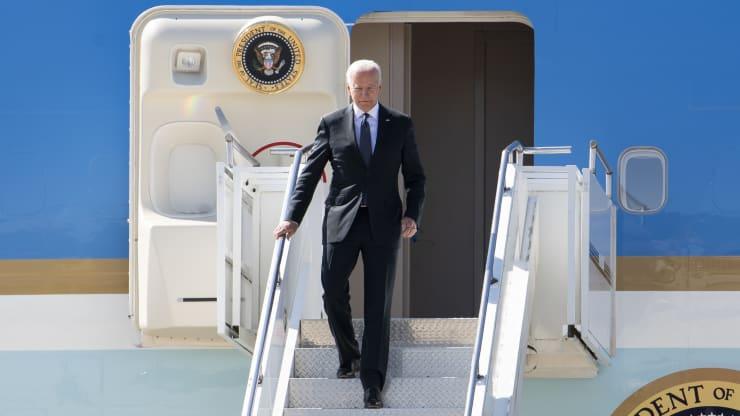 Tổng thống Biden và Putin bước vào cuộc hội đàm quan trọng tại Geneva - Ảnh 3.