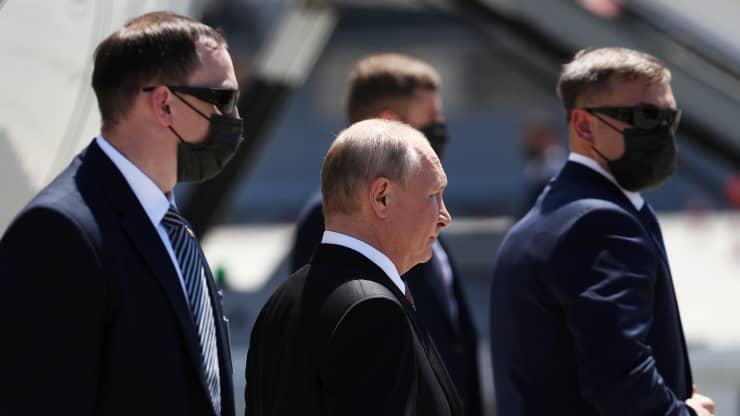 Tổng thống Biden và Putin bước vào cuộc hội đàm quan trọng tại Geneva - Ảnh 4.