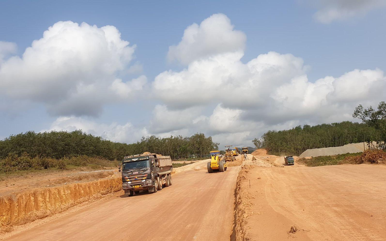 Lộ diện đơn vị trúng gói thầu 1.158 tỷ dự án cao tốc Bắc - Nam đoạn Nghi Sơn - Diễn Châu