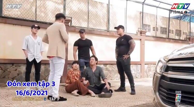 Bánh mì ông Màu tập 3 phần 2: Minh Quân giúp bố mẹ Kim Chi thoát khỏi giang hồ - Ảnh 2.