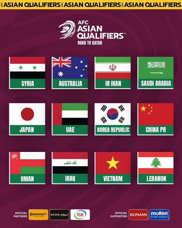 ĐT Việt Nam có thể vươn tới giấc mơ World Cup 2022 theo 2 kịch bản - Ảnh 1.