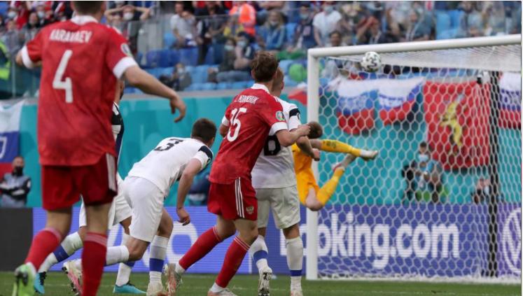 Kết quả, BXH EURO 2020 ngày 16/6: Thắng nhọc Phần Lan, Nga khôi phục hy vọng đi tiếp - Ảnh 2.