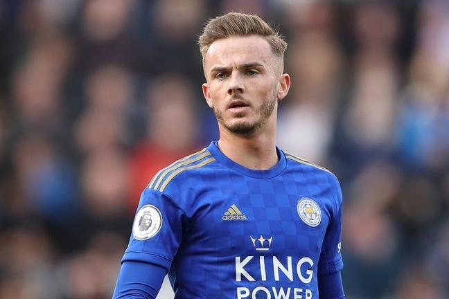 Maddison là nhân tố quan trọng ở Leicester.