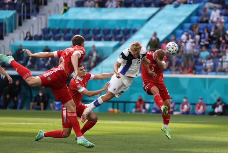 Kết quả, BXH EURO 2020 ngày 16/6: Thắng nhọc Phần Lan, Nga khôi phục hy vọng đi tiếp - Ảnh 1.