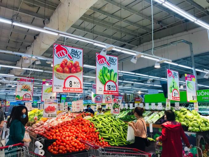 Lãnh đạo đại siêu thị lớn ở Việt Nam khẳng định: Chúng tôi có năng lực tiêu thụ nông sản lớn nhất hiện nay - Ảnh 2.
