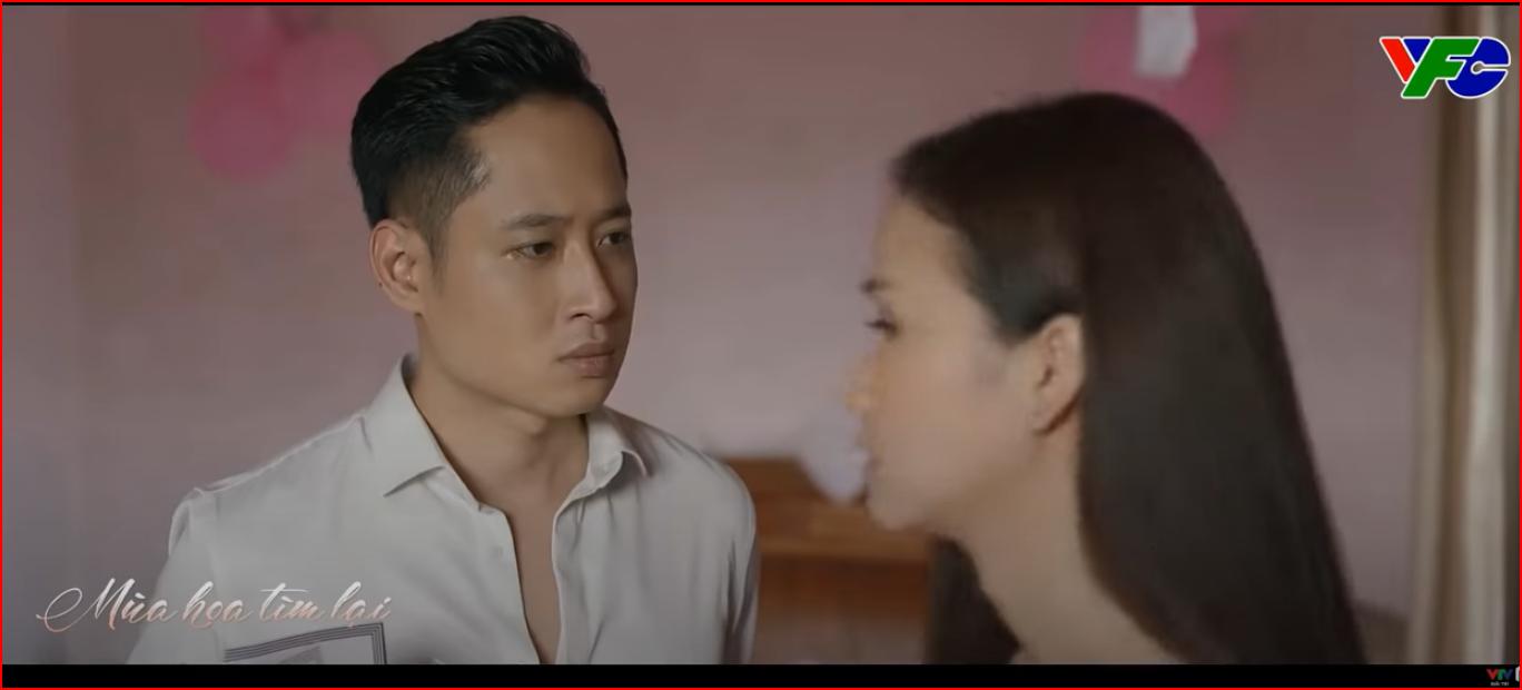 """Phim Mùa hoa tìm lại tập 11: Đồng """"nóng mắt"""" khi thấy Việt đón Lệ - Ảnh 1."""