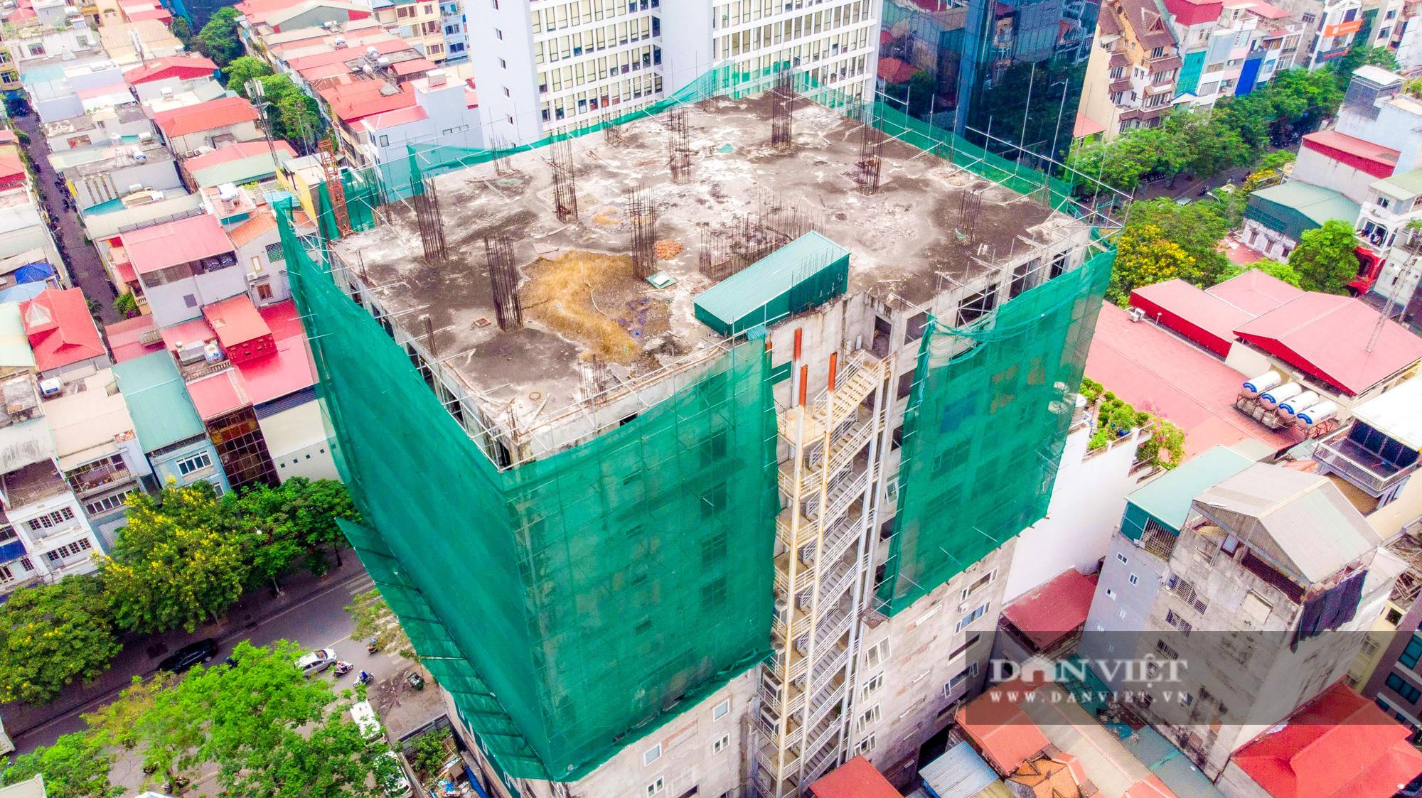 """Toàn cảnh dự án cao ốc 131 Thái Hà bị """"lãng quên"""" hơn 1 thập kỷ - Ảnh 2."""