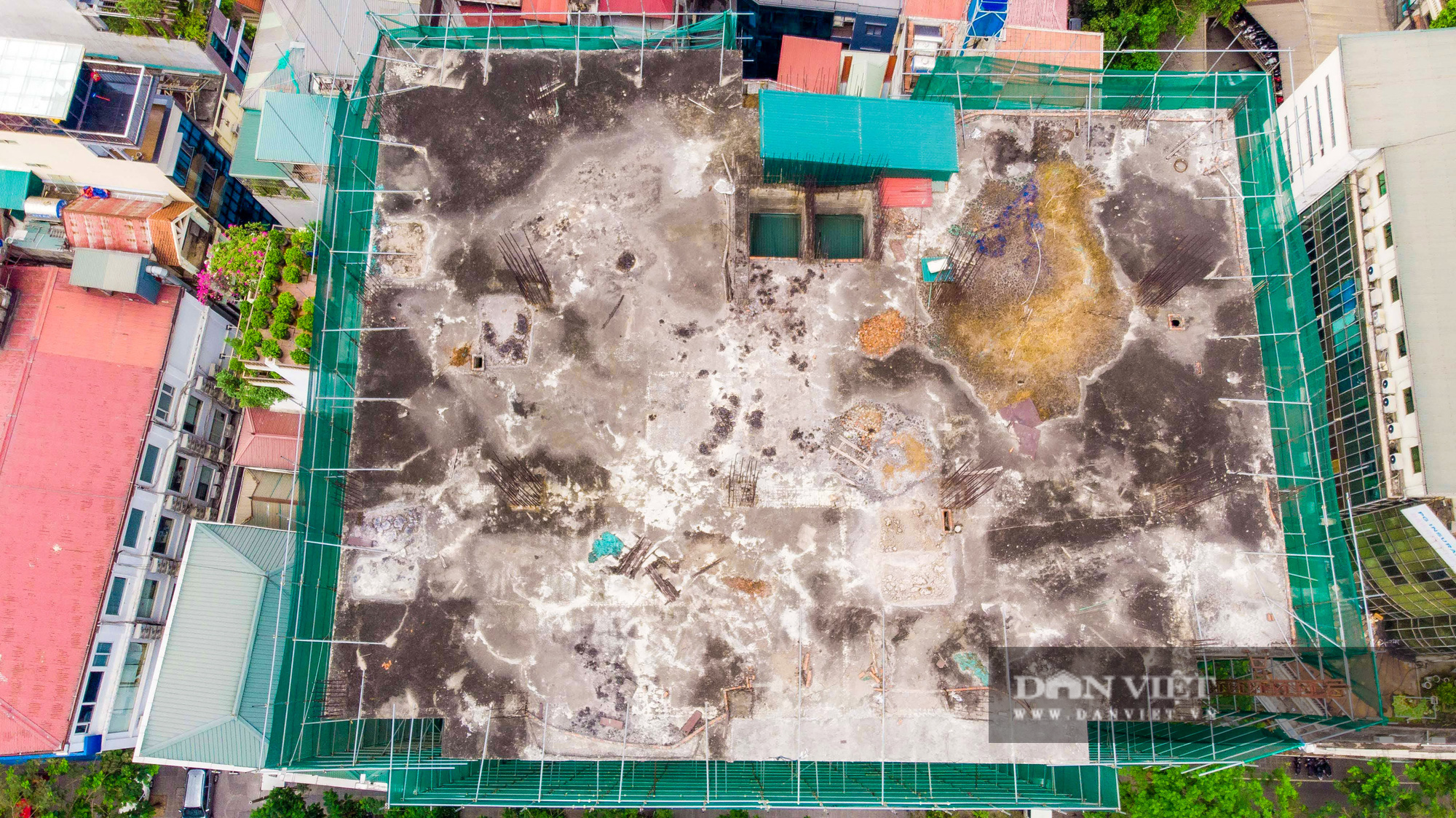 """Toàn cảnh dự án cao ốc 131 Thái Hà bị """"lãng quên"""" hơn 1 thập kỷ - Ảnh 3."""